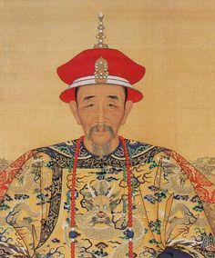 Emperor Kangxi, the second emperor of the Qing Dynasty, is perhaps one of the most cultured emperors in Chinese history. He ruled China for more than 60 years and had a strong passion for Boxer Rebellion, Chinese Emperor, Cultura General, Asian History, China Art, Historical Art, Ancient China, China Painting, Qing Dynasty