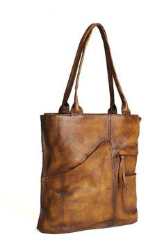 Vintage Brown Leather Tote Bag, Women's Designer Handbags Bild von Vintage Brown Leather Tote Bag, Damen, Designer-Handtaschen Prada Handbags, Tote Handbags, Purses And Handbags, Luxury Handbags, Women's Handbags, Luxury Purses, Brown Leather Handbags, Crochet Handbags, Fashion Handbags