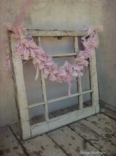 Vintage Pane window Frame  Farm Fresh Rustic Charm for your Country living Decor Country Farm Rustic Wedding Photo Backdrop banners - garlands-