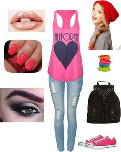 """Shes not afraid Harry styles Fanfic, Breaunnas 1st outfit"" by kudzai12 ❤ liked on Polyvore"