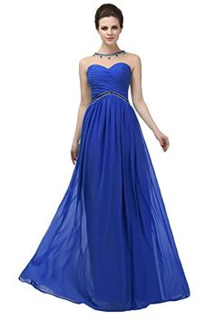 Ikerenwedding Women's Neck Beaded Chiffon Straps Evening Bridesmaid Dresses Royal Blue US08 Ikerenwedding http://www.amazon.com/dp/B01D9QOPDE/ref=cm_sw_r_pi_dp_sWG8wb0ZYWRBB