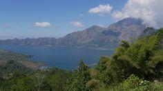 Batur Lake, Bali from Danau Kintamani...