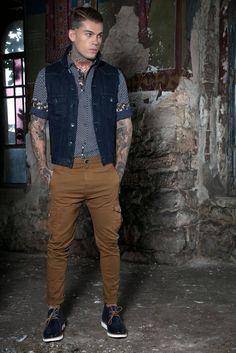 Stephen James for Stefan Fashion @stephen_james_hendry Instagram