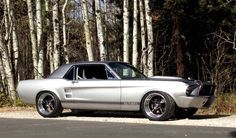 67 Ford Mustang Shelby Cobra, Mustang Wheels, 1966 Ford Mustang, Mustang Cars, Classic Mustang, Ford Classic Cars, Muscle Cars, Autos Ford, Vintage Mustang