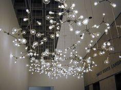 """Night Sky"" installation by Spencer Finch"