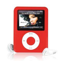 Factory Price USB Digital MP3 MP4 Player Slim 8GB 1.8 inch LCD Media Video Game Movie Radio FM 3th Generation MP4 Player Hot