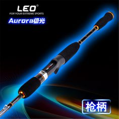 2016 New Fishing Rod Carbon 1.65M Trulinoya Casting Rod 2016 Newest Version Happy III M & ML Two Tips Fishing Tackle Free Shippi