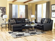 Set sofa with chase & love seat set $1229.99