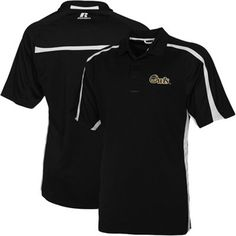 Kennesaw State Owls Black Coaches Sideline Performance Polo