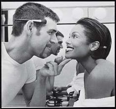 "10 years ago today, The Beauty Industry lost Kevyn Aucoin, the legendary make-up artist. He was a true pioneer in the beauty world, All he ever wanted was to make women feel beautiful. Kevyn is a true inspiration <3  *""Today I see beauty everywhere I go, in every face I see, in every single soul.""*"