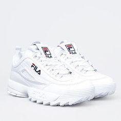 281a2bcf3968b Женские кроссовки FILA DISRUPTOR 2 WHITE белые. Chaussure Fila  BlancheChaussure ...