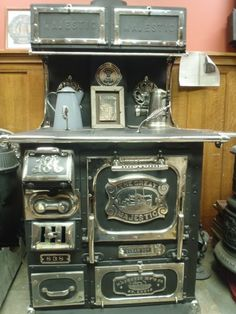 antique stoves | Bucks Stove Palace | Antique Stoves
