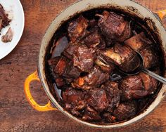 These short ribs are even better when they're allowed to sit overnight.