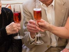Get Valerie Bertinelli's Berry Kir Royale Recipe from Food Network