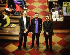 Nesta terça, a banda Hammond Grooves se apresenta pelo projeto 'Jazz e Literatura' da Livraria Cultura do Shopping Bourbon.