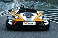 El KTM X-Bow R cuenta con una de las partes delanteras más intimidantes de toda la historia de la au... - www.sportyou.es