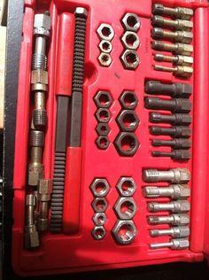 Mac Tools Trcombo Rethreading Kit 40 PC