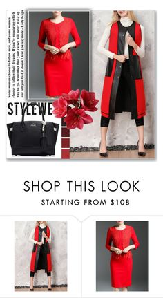 """""""StyleWe 17/20"""" by mery66 ❤ liked on Polyvore featuring stylewe"""