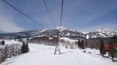 Myoko Snow Report 17 March 2016. Beautiful bluebird day here in Myoko, light south westerly winds and 4 degrees. Best skiing today will be on the groomers.