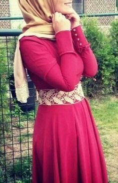 <3 #hijab#muslimah fashion