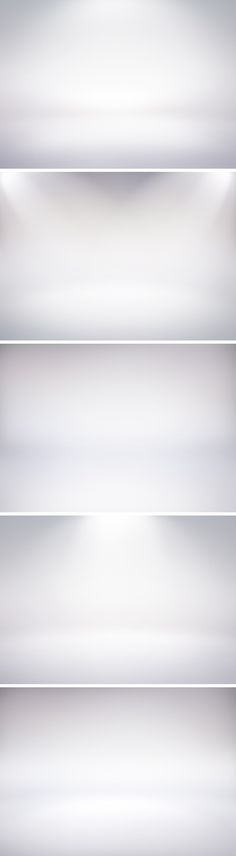 5 Infinite White Studio Backdrops - Free download