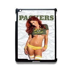 Green Bay Packers TATUM-4843 Apple Phonecase Cover For Ipad 2/3/4, Ipad Mini 2/3/4, Ipad Air, Ipad Air 2