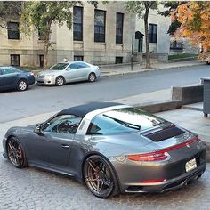 991.2 Targa ...probably the best looking Porsche right now