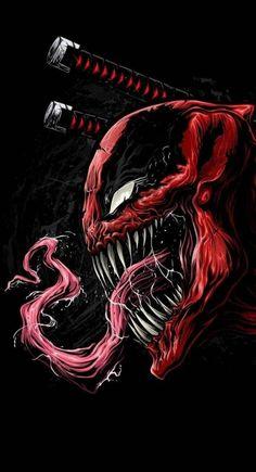 Venom Deadpool wallpaper by LegoMyLego - d2 - Free on ZEDGE™ Marvel Vs, Marvel Venom, Marvel Heroes, Marvel Characters, Marvel Comics, Deadpool Wallpaper, Marvel Wallpaper, Hd Wallpaper, Iphone Wallpapers