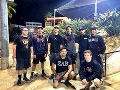 Intramural softball team 2014! #sdsubetas #intramuralsdsu #ballsdeep