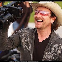 Good Morning America! #U2ieTour by u2oficial