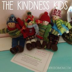 40 Ideas for The Kindness Kids {an alternative for elf on the shelf} – Orthodox Mom Preschool Christmas, Christmas Activities, Christmas Angels, Christmas Traditions, All Things Christmas, Christmas Holidays, Family Traditions, Christmas Ideas, Holiday Crafts