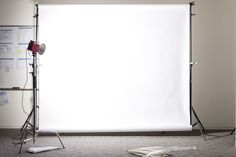 corporate headshots, white seamless backdrop, studio strobes, lighting setups