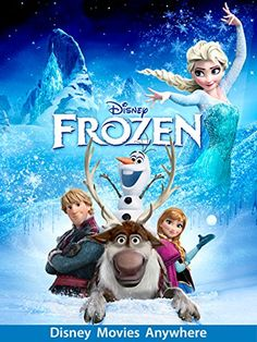 Frozen (Blu-ray + DVD + Digital Copy) on Blu-ray from Disney / Buena Vista. Directed by Chris Buck. Staring Josh Gad, Idina Menzel and Kristen Bell. More Comedy, Fantasy and Musical DVDs available @ DVD Empire. Frozen Disney, Frozen 3d, Film Frozen, Frozen 2013, Frozen Watch, Frozen Party, Frozen Castle, Frozen Dolls, Frozen Theme