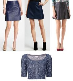 Get the Look in Blue