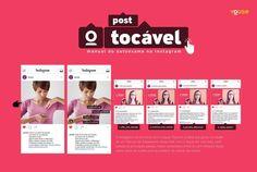Youse e Ana Couto Branding lançam 'Post Tocável' | Clube de Criação