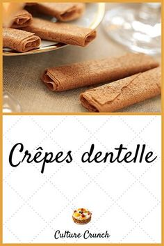 Baking Recipes, Cookie Recipes, Moroccan Desserts, Mango Mousse Cake, French Crepes, Pie Tops, Crepe Cake, Galletas Cookies, Pie Crust Recipes