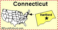 Connecticut facts and symbols