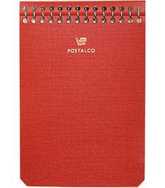 Postalco Notebook (Small)