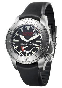 Girard-Perregaux Sea Hawk II Mens Automatic Watch 49940-21-631-FK6D: Watches: www.girardperregauxwatches.com