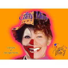 CATHY MINY - Chanteuse jeune public & Clown - BEAUVAIS