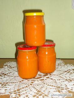 Blog pro mlsné jazýčky: Dýňová marmeláda