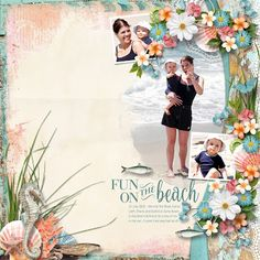 FUN ON THE BEACH - Template: At The Seaside by Heartstrings Scrap Art and Aimee Harrison Designs https://www.digitalscrapbookingstudio.com/digital-art/templates/at-the-seaside-templates/ Collection: At The Seaside by Heartstrings Scrap Art and Aimee Harrison Designs https://www.digitalscrapbookingstudio.com/digital-art/bundled-deals/at-the-seaside-collection/