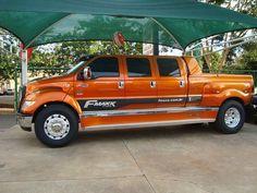 F650 Trucks, Lifted Trucks, Pickup Trucks, Mini Trucks, New Trucks, Cool Trucks, Huge Truck, Heavy Truck, Customised Trucks