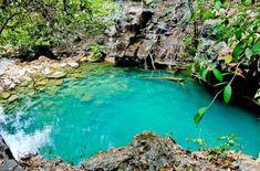 Poço Azul, Mambai, Goias, Brasil
