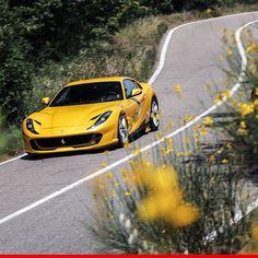 Two ways of being unique. #Ferrari #812Superfast #KandZ