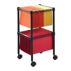 File Carts – Ultimate Office Office Depot, Mobiles, Discount Office Supplies, Compact, Printer Stand, Mobile File Cabinet, Storage Cart, Garage Storage, Hanging Files
