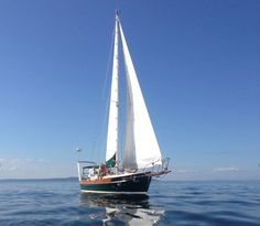1984 Hans Christian 33T Sail Boat For Sale - www.yachtworld.com
