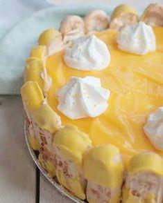 Recipe: Easter cake with whipped cream and eggnog - Savory Sweets Dutch Recipes, Baking Recipes, Sweet Recipes, Cake Recipes, Chocolate Mocha Cake, Chocolate Desserts, Pie Cake, No Bake Cake, Pound Cake
