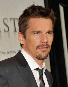 Is Ethan Hawke Up For The Role of Batman?