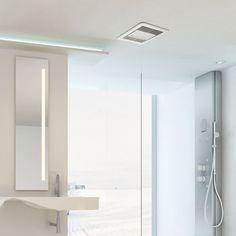 Delta Breez GreenBuilder Ventilation Fan with LED Light